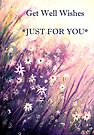 Just for You - Flowers by Linda Callaghan
