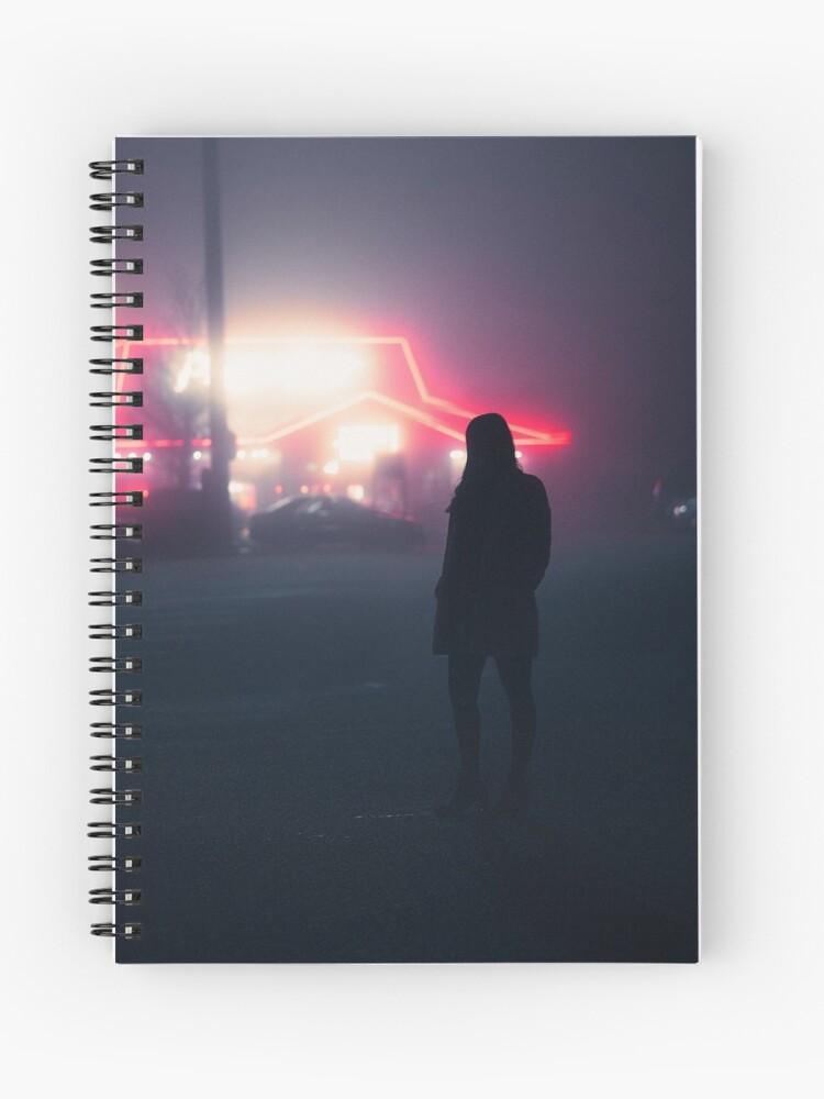 Watford Girl By Pizza Hut Spiral Notebook