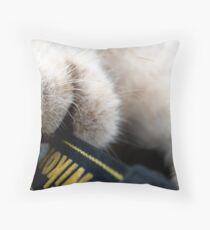 8 out of 10 cats prefer nikon Throw Pillow