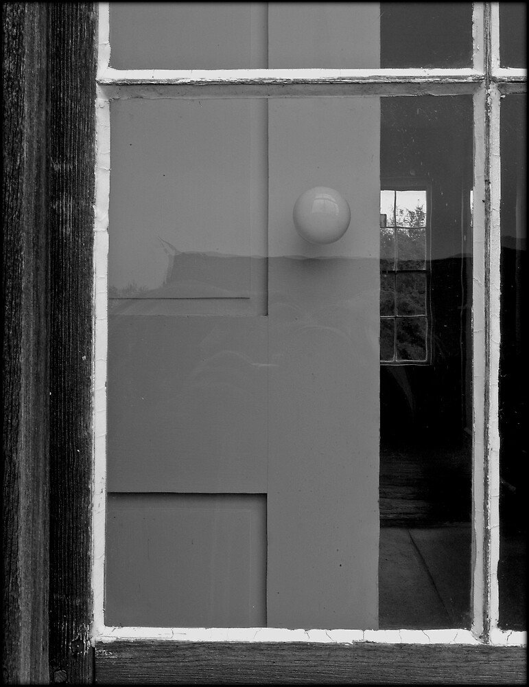 Door and Window by Dave  Higgins