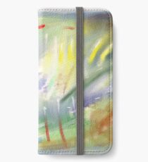 Abstract worlds iPhone Wallet/Case/Skin