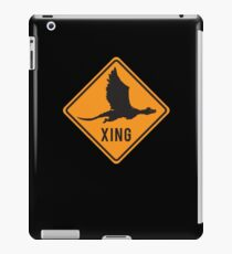Crypto Xing - Dragon iPad Case/Skin