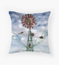 All Dressed Up and Nowhere to Go. Throw Pillow