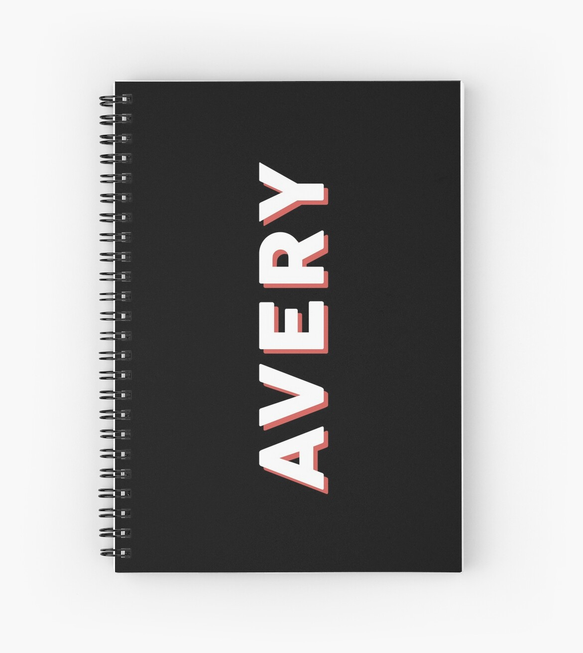 avery spiral notebooks by elainesabine redbubble