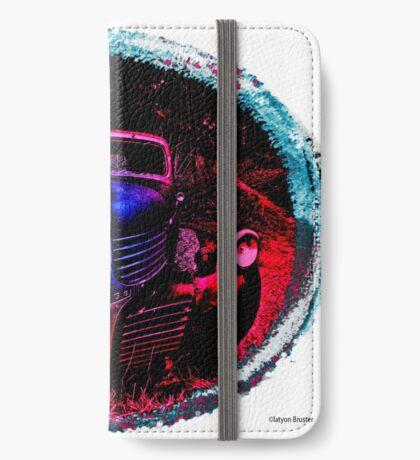 Moonshine Runner iPhone Wallet