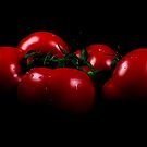 Vine Ripe Tomatoes  by RonSparks