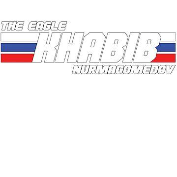 Khabib Nurmagomedov Icon by garytms