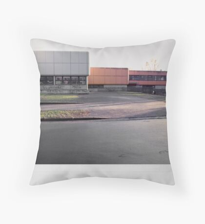 spring is just an old remembrance Throw Pillow