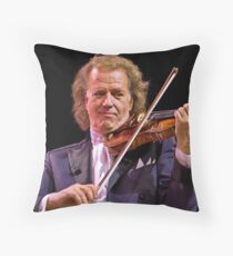 Andre Rieu - Music Maestro Throw Pillow
