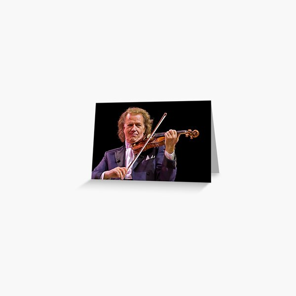 Andre Rieu - Music Maestro Greeting Card