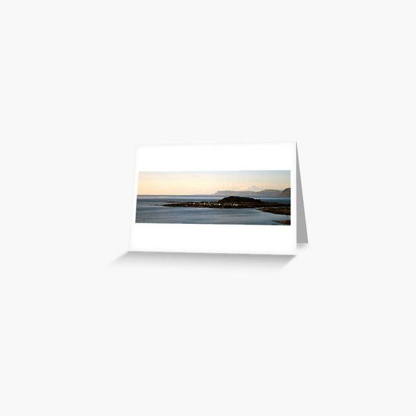 Island  of  Easdale Greeting Card