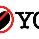 I Hate You (Horizontal Logo) by barrileart