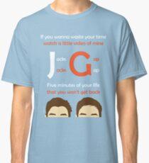 JacksGap Theme Song Classic T-Shirt