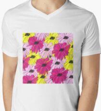 Kikunoie 9 Men's V-Neck T-Shirt