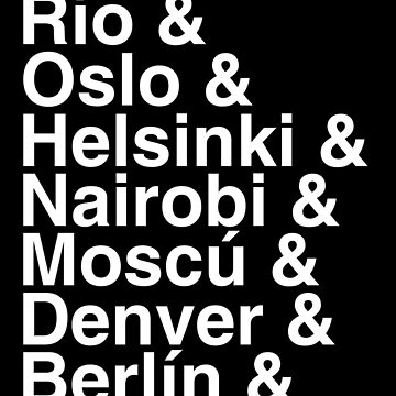 Helvetica black papel by Pescapin