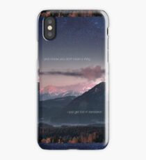EDEN Take Care (Poster + Phone Case) iPhone Case