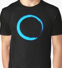 Enso Zen Circle of Enlightenment, Meditation, Buddha, Buddhism, Japan Graphic T-Shirt