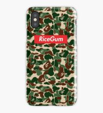 RiceGum #2 iPhone Case/Skin
