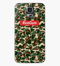 RiceGum #2 Case/Skin for Samsung Galaxy