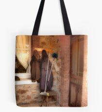 Coats and Brooms Tote Bag