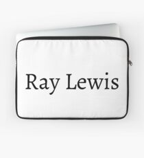 Ray Lewis Laptop Sleeve