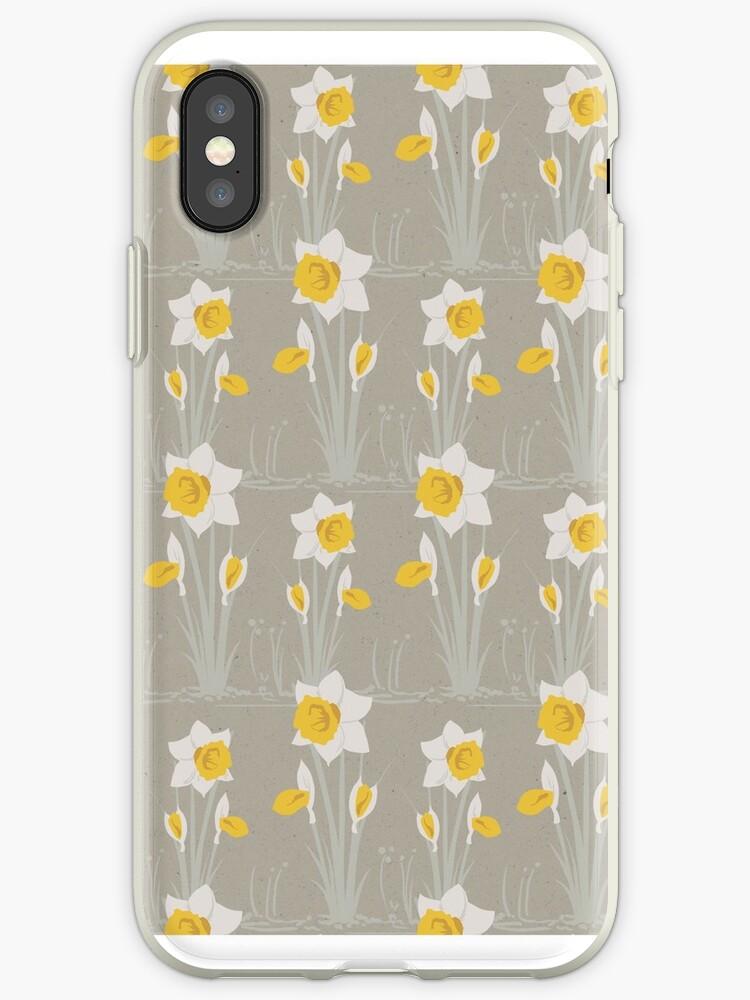daffodils pattern by feeriedoll