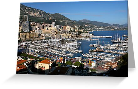 Monte Carlo, Monaco by swight