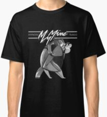 My mine - 80s italo disco music Classic T-Shirt