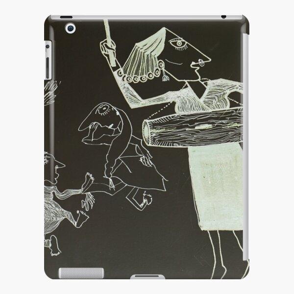 drum trance  iPad Snap Case