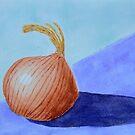 Still Life: Onion by lisavonbiela