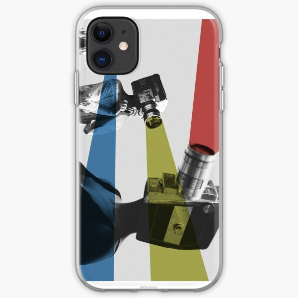 The Female Gaze (or, Camerawoman) iPhone Soft Case