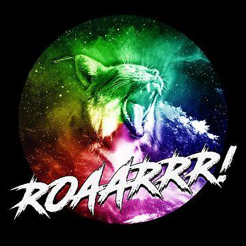 Roaarrr! by 60nine