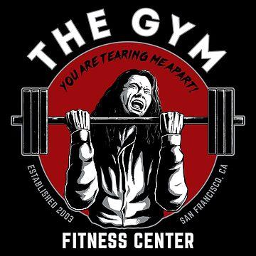Wiseau's The Gym by pigboom