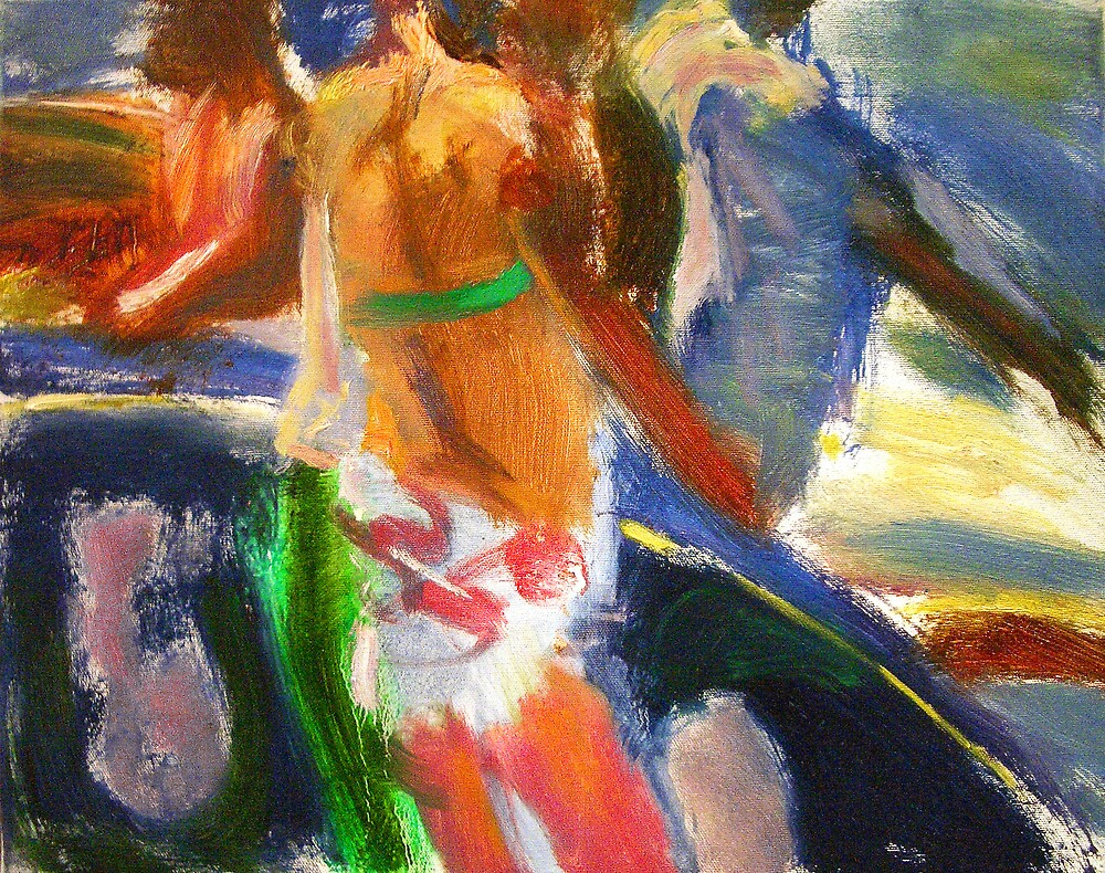 Surfers by dornberg
