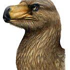 Saurornitholestes by JedTaylor