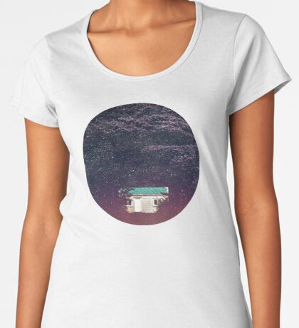 Teeparty um 03:00 Uhr Frauen Premium T-Shirts