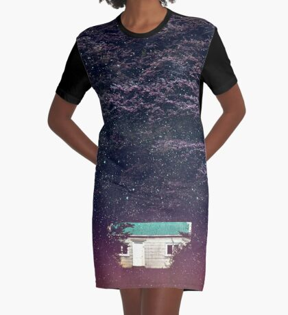 Teeparty um 03:00 Uhr T-Shirt Kleid