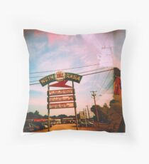 Wein-O-Rama Throw Pillow