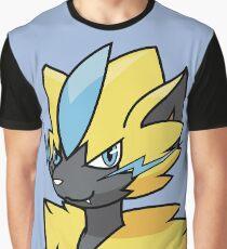 Zeraora bust Graphic T-Shirt