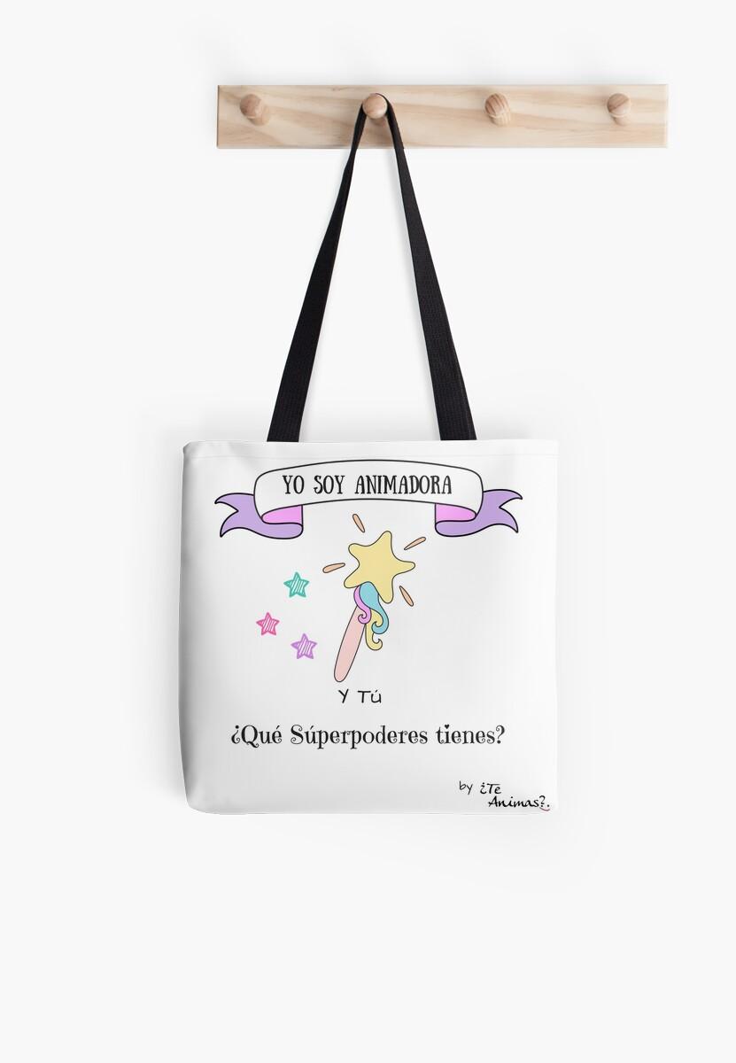 «Para Animadoras Súper Poderosas» de Rosa Manjón