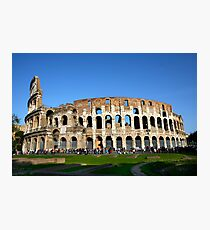 The Colosseum Photographic Print