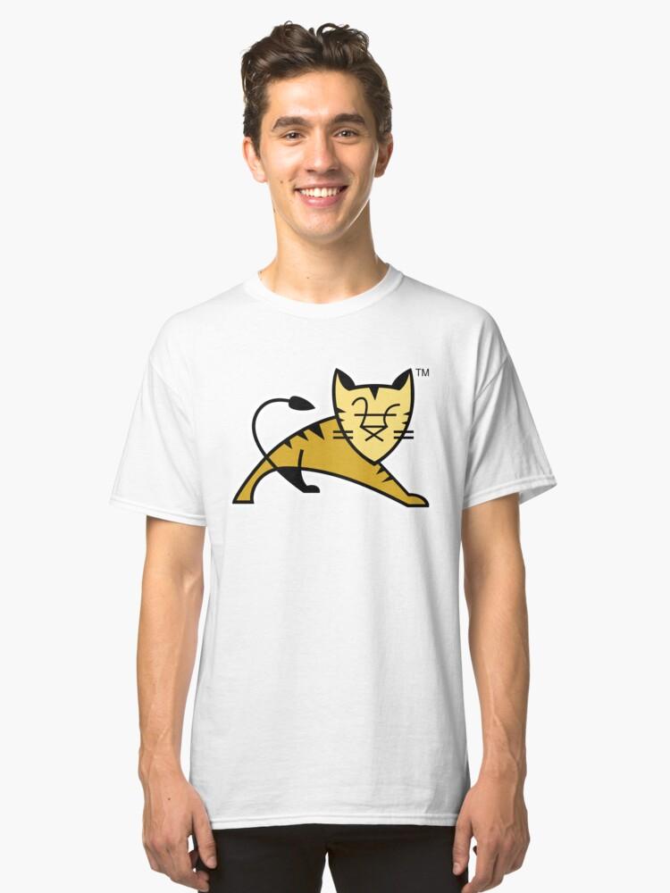 Apache Tomcat Classic T-Shirt Front