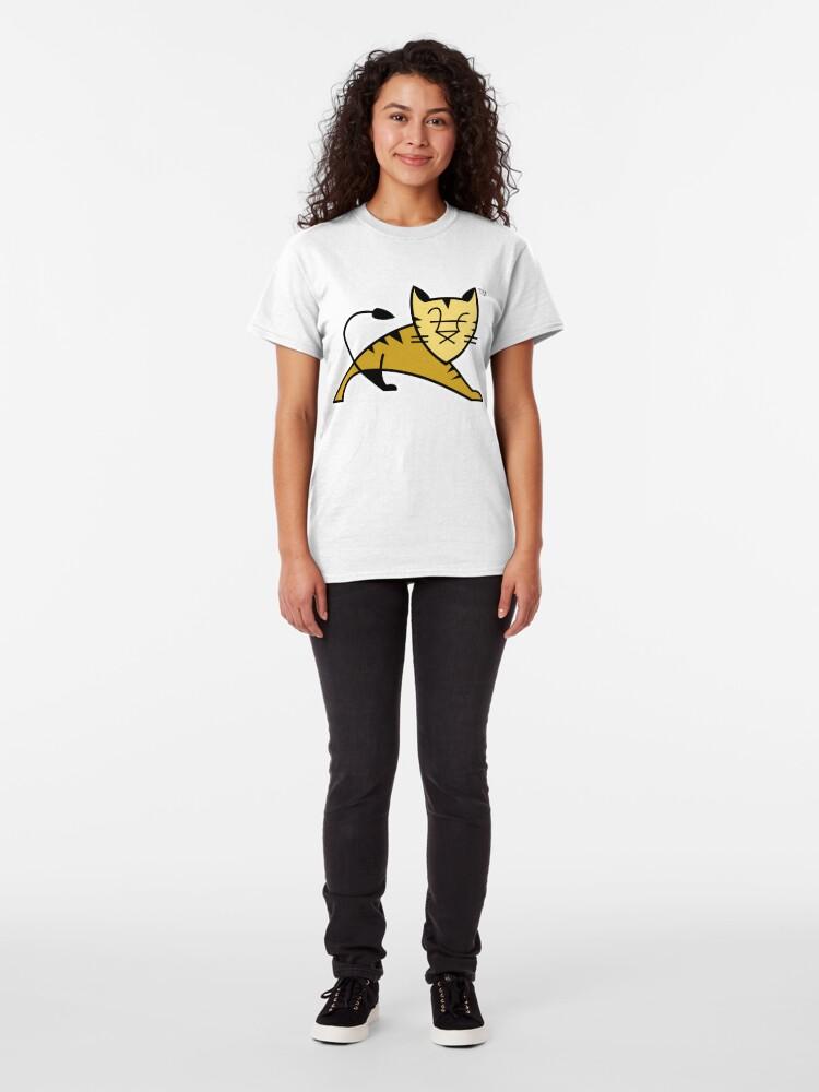 Alternate view of Apache Tomcat Classic T-Shirt