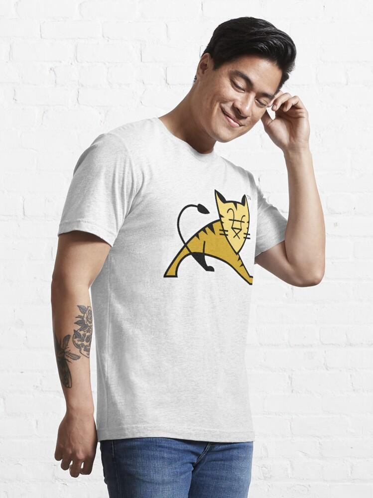Alternate view of Apache Tomcat Essential T-Shirt