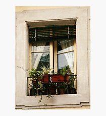 Rome Window Photographic Print