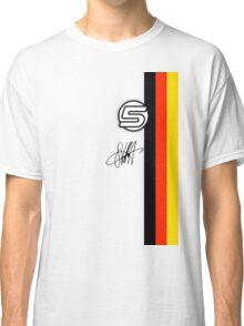Vettel Helmet sig Classic T-Shirt