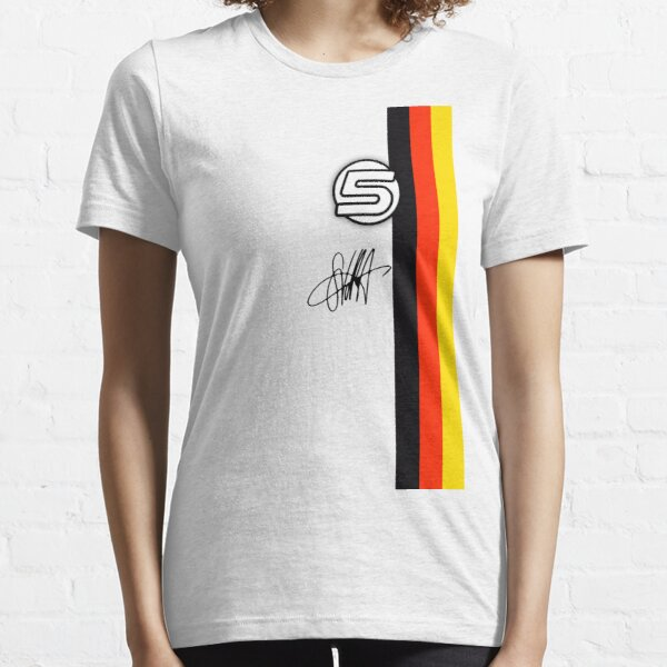 Vettel Helmet sig Essential T-Shirt