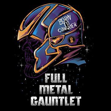 Full Metal Gauntlet by ilustrata