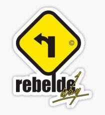 Rebelde Way  Sticker