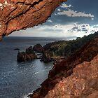 Côte d'Azur-France -Cap Esterel by GOSIA GRZYBEK